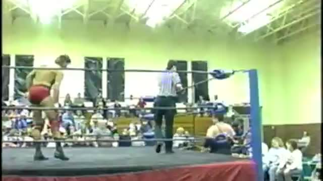 Tracy Smothers vs. Warmachine Saltville, VA 3/3/00