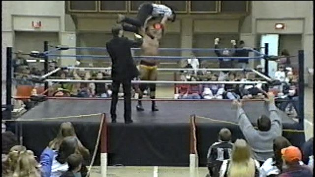 Southern States Wrestling The International Cup '99