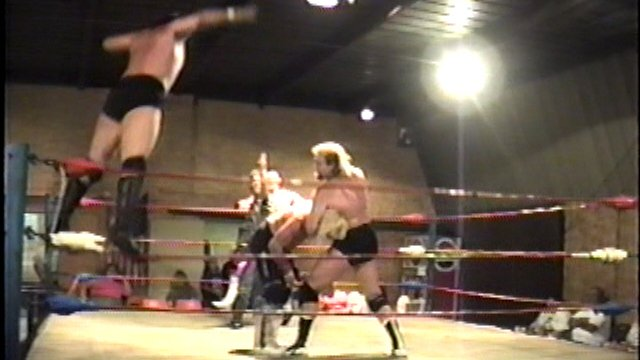Classic Match Death and Destruction vs. Rickey Morton & Dan Cooley