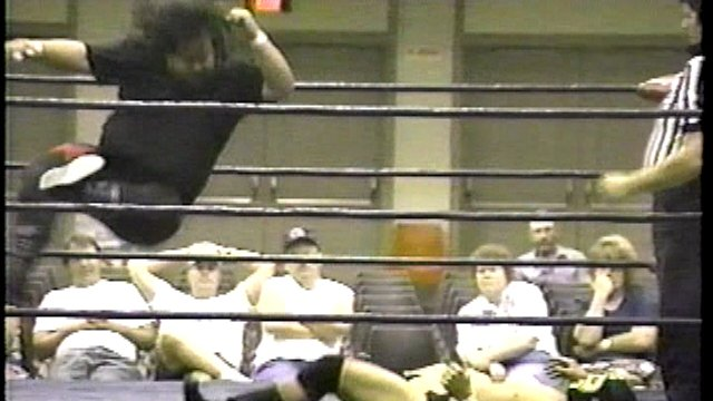 Action from Summer Bash July 1999