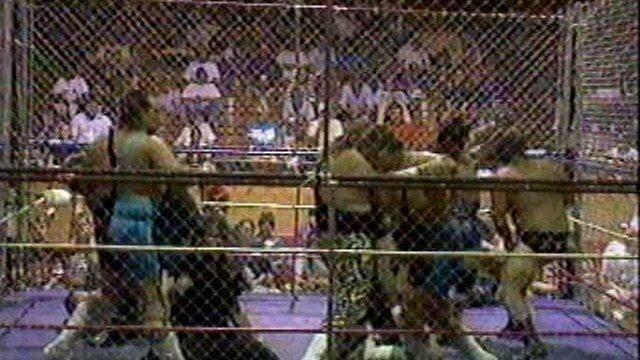 Southern States Wrestling WrestleFest '93