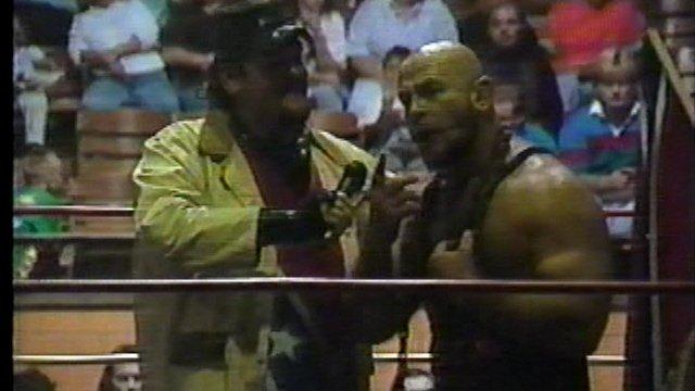 Spotlight Ivan Koloff vs. Equalizer Oct. 1991