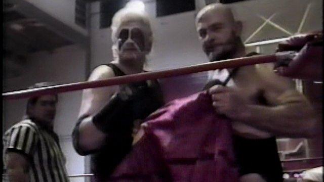 Spotlight Ivan Koloff & The Equalizer vs. Mike Samson & Mad Dog