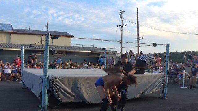 Southern States Wrestling Summer Bash 2018