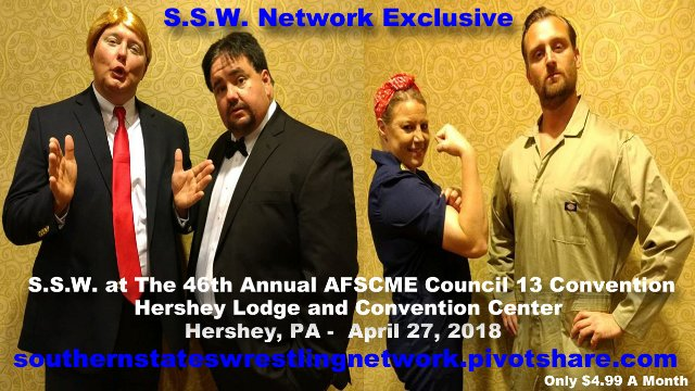 S.S.W. at 46th annual AFSCME Council 13 Convention