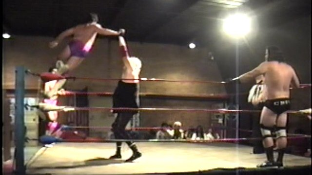 Southern States Wrestling Fall Spectacular 1996