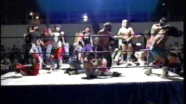 "Tennessee Championship Wrestling ""September Showdown '92"""