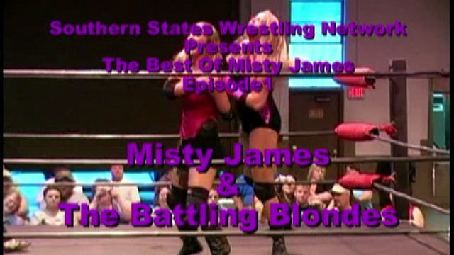 Best of Misty James Episode 1 Battling Blondes