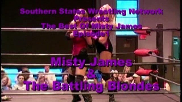 Best of Misty James Episode 1 Battling Blondes