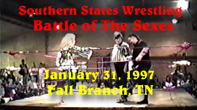 "Southern States Wrestling ""Battle of The Sexes"""