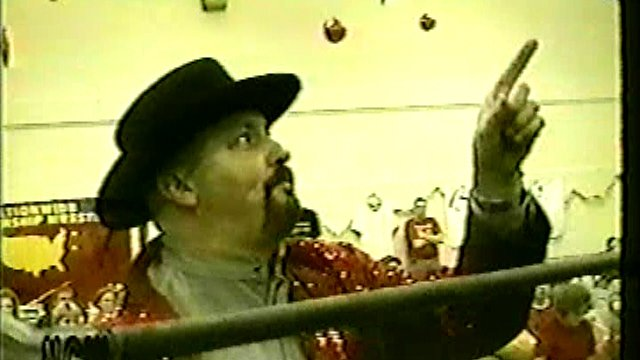 Nationwide Championship Wrestling Rampage TV January 25 2001