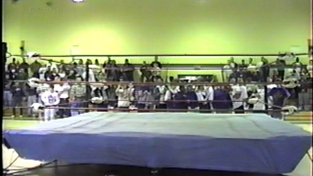Southern States Wrestling Princeton WV April 6 1996