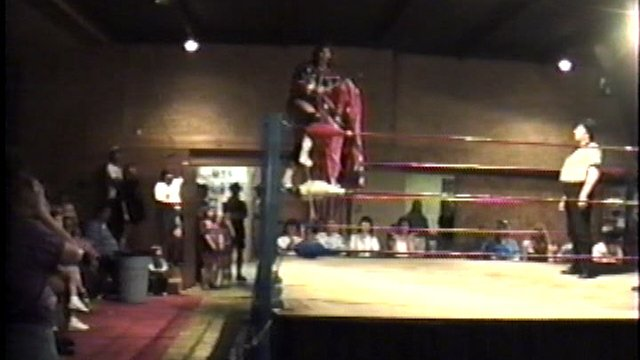 Southern States Wrestling Fall Branch,TN May 10, 1996