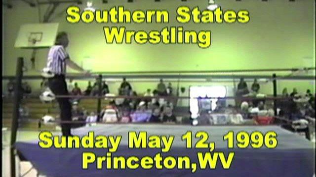 Southern States Wrestling Princeton, WV May 12, 1996