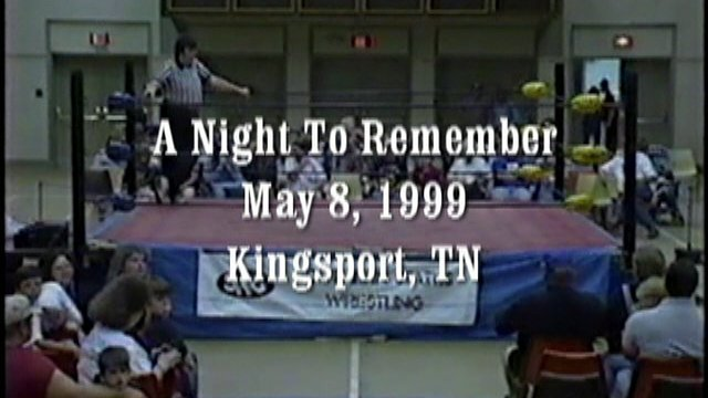 Southern States Wrestling A Night To Remember May 8, 1999