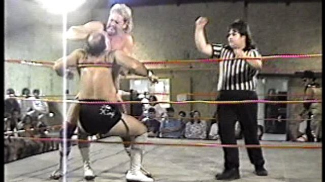 Southern States Wrestling Summer Bash 1993