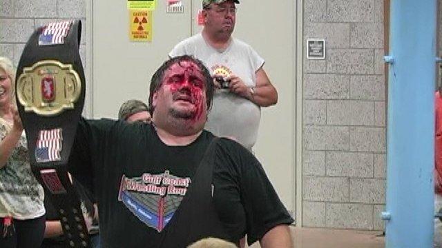 Southern States Wrestling WrestleFest 2012
