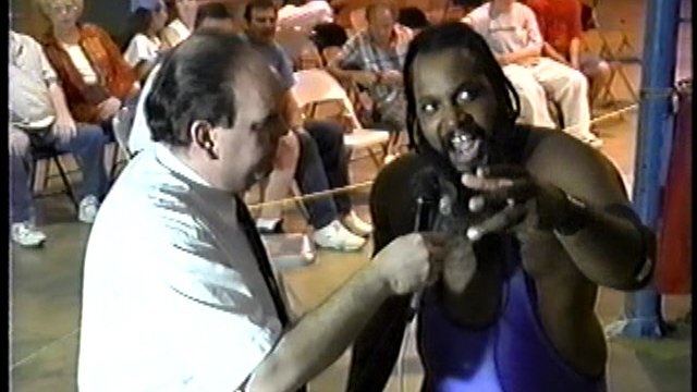 Southern States Wrestling Sunday Special TV August 2000