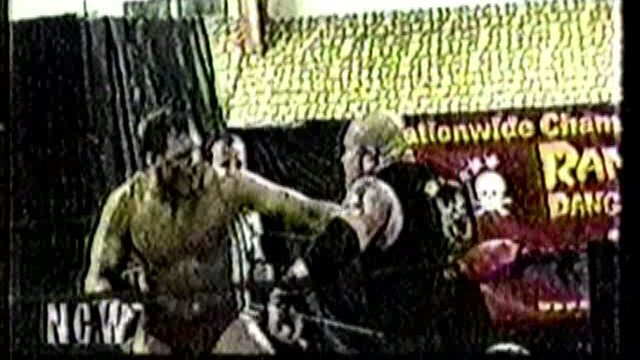 Nationwide Championship Wrestling Rampage TV August 9 2001