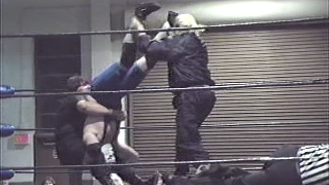 Southern States Wrestling Christmas Night 2000