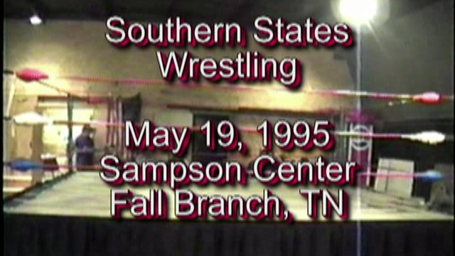 Southern States Wrestling May 19, 1995