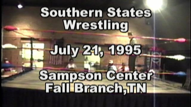 Southern States Wrestling July 21, 1995