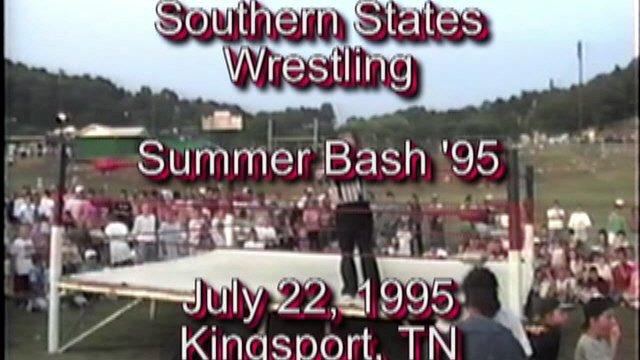 """Southern States Wrestling """"Summer Bash 1995"""""""