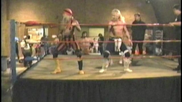 "Southern States Wrestling ""Fall Spectacular 1995"""