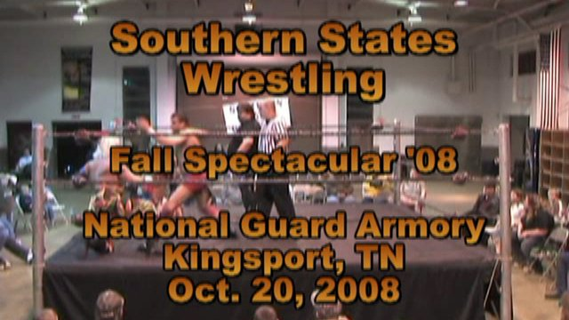 Southern States Wrestling Fall Spectacular 2008