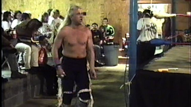 "Southern States Wrestling ""Hell Before Halloween '95"""