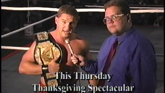 Southern States Wrestling Sunday TV Special Nov.  2001