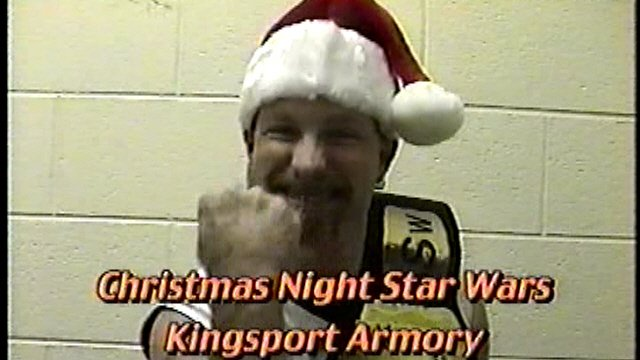 Southern States Wrestling Sunday TV Special December 2001