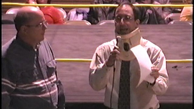 Southern States Wrestling Sunday TV Special Jan. 2002