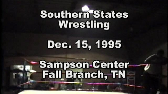 Southern States Wrestling Dec. 15, 1995