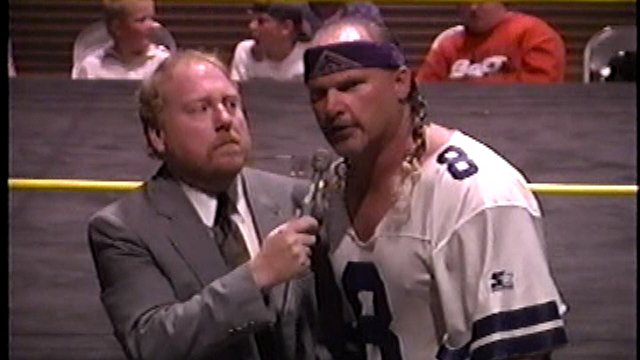 Southern States Wrestling TV June 8, 2002