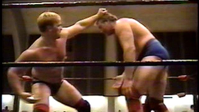 Southern States Wrestling TV July 27, 2002