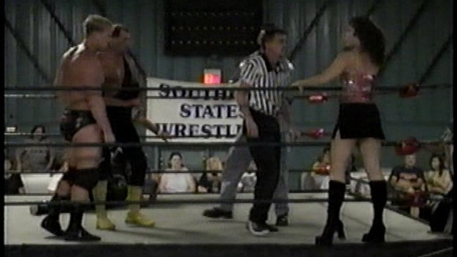 Southern States Wrestling TV August 17, 2002