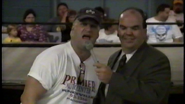 Southern States Wrestling TV August 24, 2002