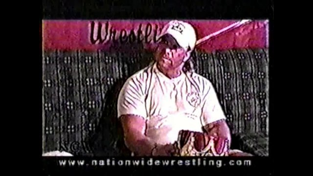 Nationwide Championship Wrestling Rampage TV August 30 2001