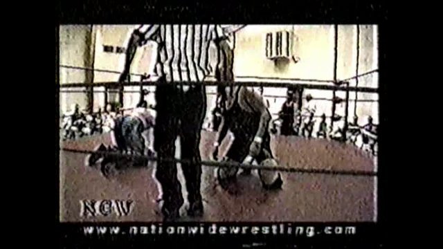 Nationwide Championship Wrestling Rampage TV Sept. 20 2001