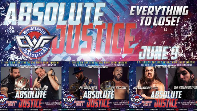 CWF Mid-Atlantic - Absolute Justice 2018