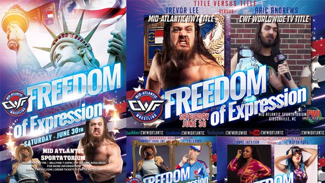 CWF Mid-Atlantic - Freedom of Expression