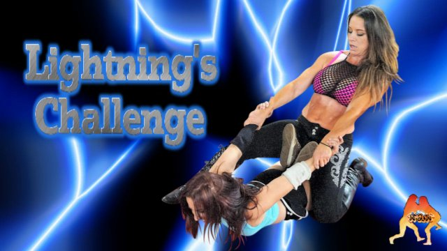 Lightning's Challenge: Cheryl Rusa vs Jennifer Thomas