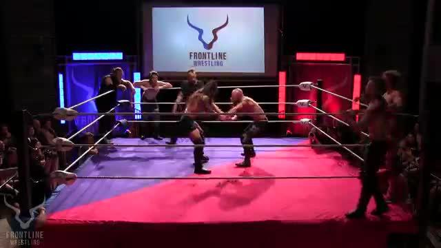 S.P.I.R.I.T - Frontline Wrestling