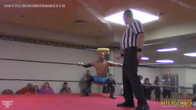 The Stan Stylez Intergender Bonanza 08-03-18 Rachel Bostic vs Mike Law