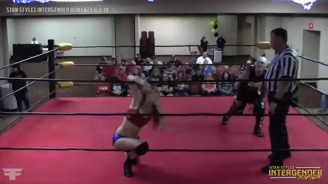 The Stan Stylez Intergender Bonanza 08-03-18 Sicend vs Dani Fererra