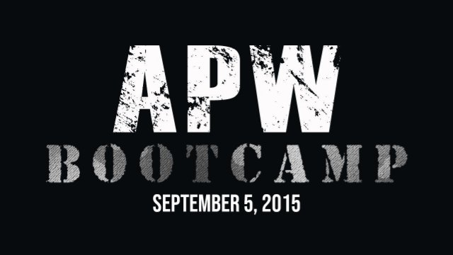 APW Bootcamp