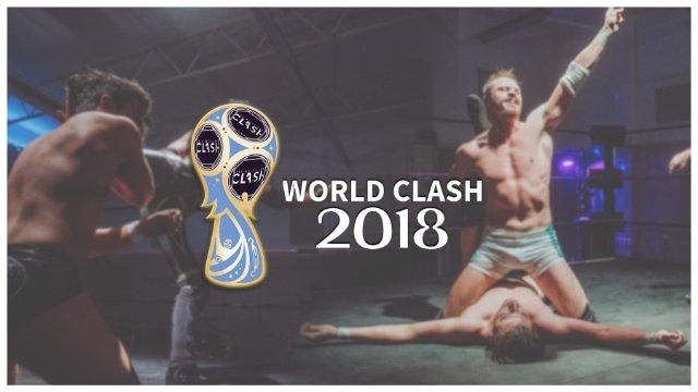 PW Clash 3: World Clash 2018