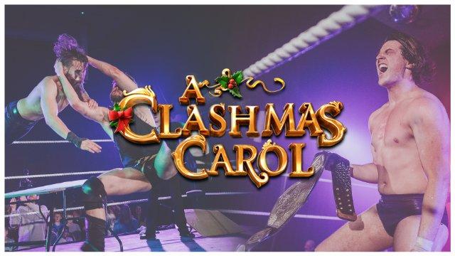 PW Clash 6: A Clashmas Carol