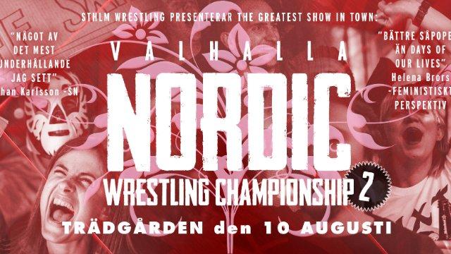 Valhalla Nordic Wrestling Championship II